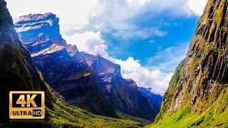 Annapurna Base Camp Trek in 4K | Nepal