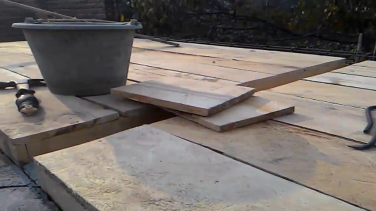 Cara Membuat Papan Cor Atap Beton Kamar Mandi - Rumah Idaman - YouTube 1937c13e12