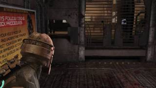 Dead Space PC 1080p gameplay