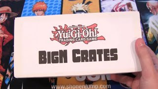 Yugioh BigNCollectibles Booster Crate Opening - 13 Booster Packs & Mystery Pack