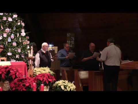 Sacred Heart Christmas Eve Mass  12-24-19