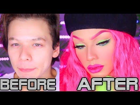 neon-graphic-liner-makeup-transformation-tutorial