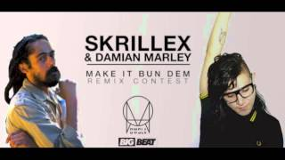 Skrillex & Damian Marley - Make It Bun Dem (Ceri Remix)