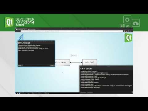 QtWebChannel – Bridging the Gap between HTML and Qt | KDAB