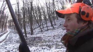 Sauen Film Jagdszenen