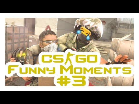 CS:GO Deathmatch |  Funny Moments #3