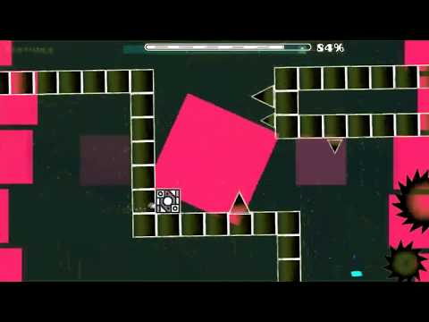 Core by KJackpot [CUT] | Geometry Dash Chroma Key | MM0430