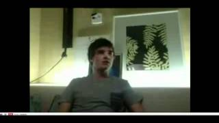 Liam and Andy Twitcam 19. June 12 Part 1