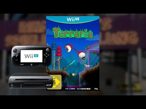 Gameplay : Terraria [WII U]