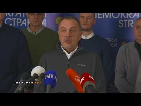 Zoran Živković o ubistvu Olivera Ivanovića, 16. januar 2018.