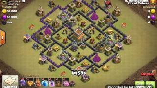 INSANE GLITCH IN CLASH OF CLANS.THIS WILL RUIN CLAN WARS AND GIVE OPPONENT CLAN ADVANTAGE