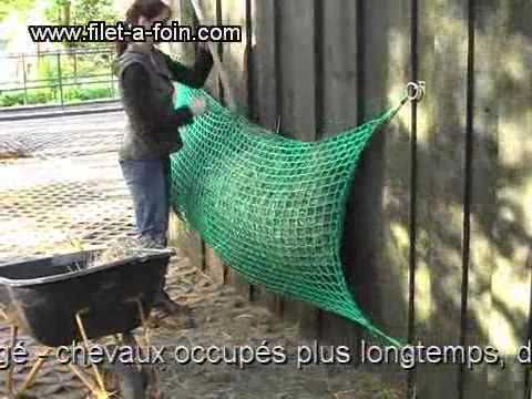 Filet A Foin Petite Mailles Remplissage 2010 Youtube