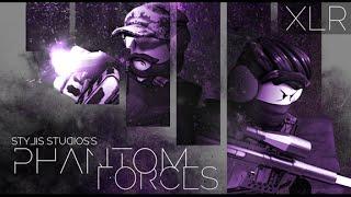 [Phantom Forces] Dragunov SVU Bullpup Sniper Rifle Game-play [Roblox]