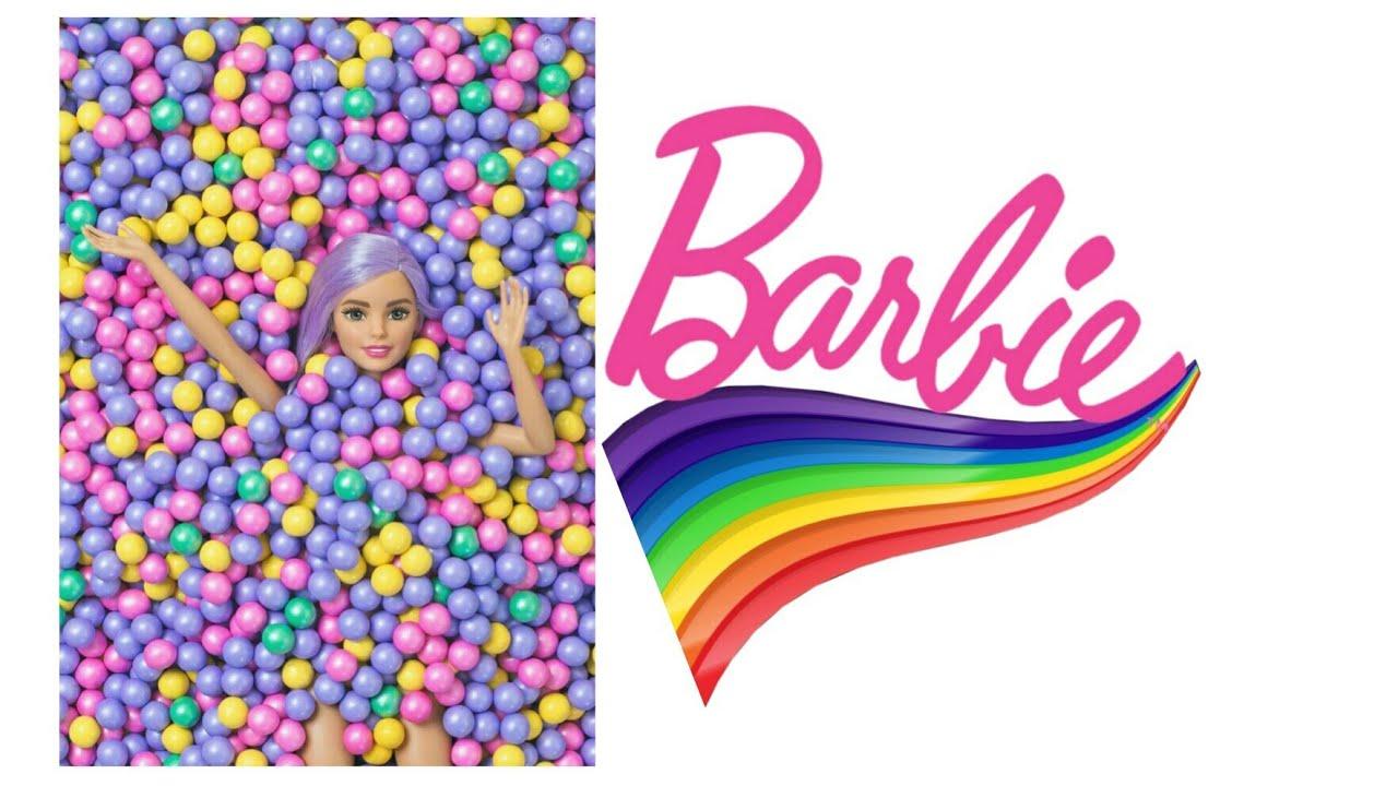 Patlayan Şeker Savaşı #çizgifilm Tadında #cartoon Oyuncak Yap #Barbie Shoogy Boom