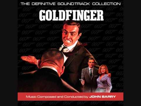 Goldfinger Soundtrack (The best version)