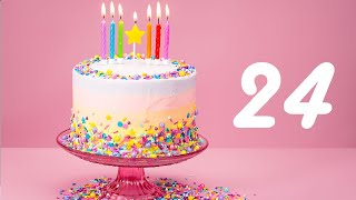 To Erin, Who is 24