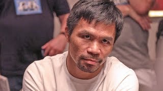 Manny Pacquiao ANGERED by Kieth Thurman CRUCIFIXION THREAT!