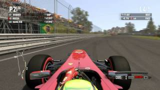 F1 2011 Montreal 20% Race - Expert