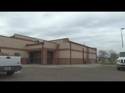 Bats back at Refugio Elementary School, school closed again