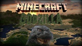 Песня про Minecraft / Minecraft Song : Если Бы Годзилла Была В Minecraft
