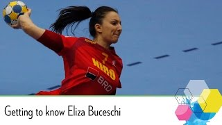 Getting to know Eliza Buceschi | EHF EURO 2016