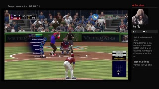 MLB The Show 16 Road to The Show 5hrs in one Game