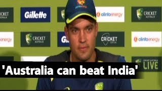Ind vs Aus: Series Win Against India Would Mean A Lot For Us: Alex Carey | Sports Tak