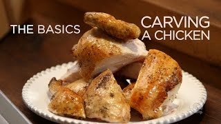 Carve a Chicken - The Basics
