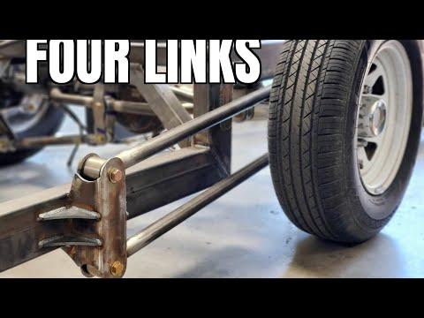Fabricating 4 Links