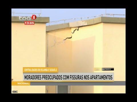 Luanda: Problemas das centralidades do Kilamba e Sequele