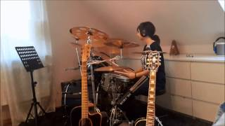 Alesana Tilting The Hourglass Drum Cover
