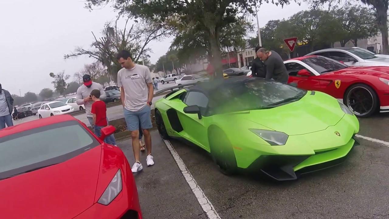 Automotive Addicts Cars And Coffee Jacksonville FL Jan - Sports cars jacksonville fl