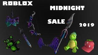 Roblox Midnight Sale 2019 Livestream [Sale Updates + Tower Of Hell Gameplay]