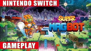 Фото Super Magbot Nintendo Switch Gameplay