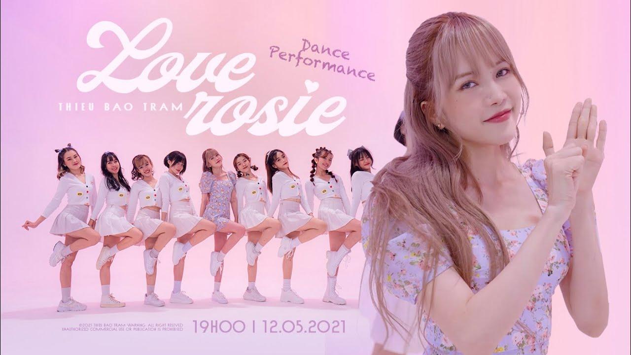 Download THIỀU BẢO TRÂM - LOVE ROSIE | Dance Performance Video (Điệu nhảy tỏ tình)