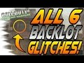 MWR ALL 6 WORKING Backlot GLITCHES Secret Spots Areas Jumps Modern Warfare Remastered mp3