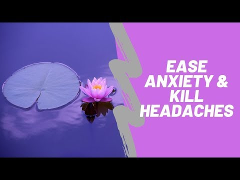 Easy Acupressure Points -- Improve Relaxation and Help Headaches