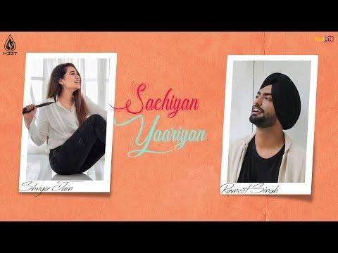 ravneet-singh-:-sachiyan-yaariyan-|-shriya-jain-|-new-punjabi-song-2019