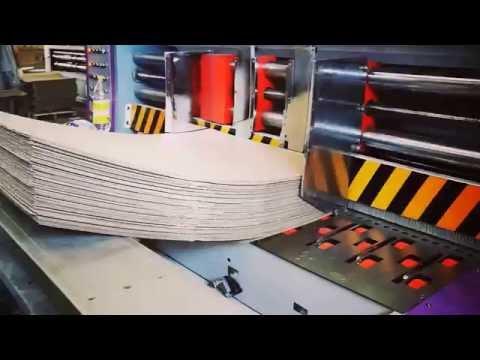 Производство гофрокартона и гофротары: технологии