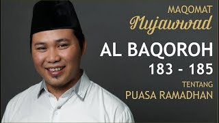 Download (MM-001) Mujawwad Al Baqoroh 183-185 tentang Perintah Puasa Ramadhan