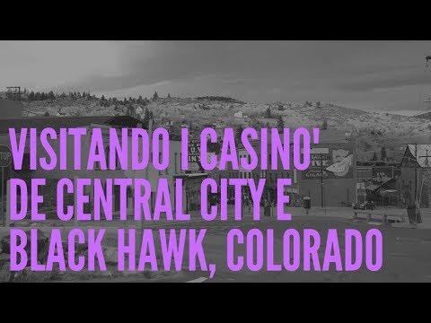 Visitando i casino' de Central City e Black Hawk, Colorado
