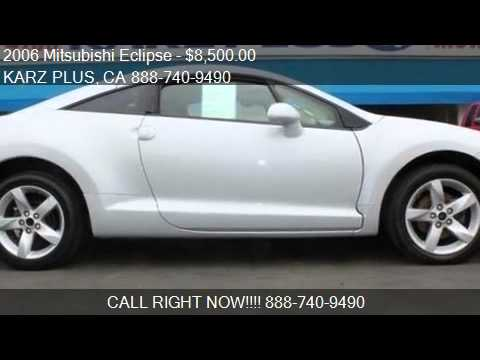 2006 mitsubishi eclipse gs coupe 2d for sale in national c youtube. Black Bedroom Furniture Sets. Home Design Ideas