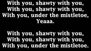 Justin Bieber- Misletoe (Karaoke with back-vockals)