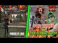 TOP GLOBAL BACOT VS YOUTUBER MASTER AUTO MINUS 99 - GARENA FREE FIRE