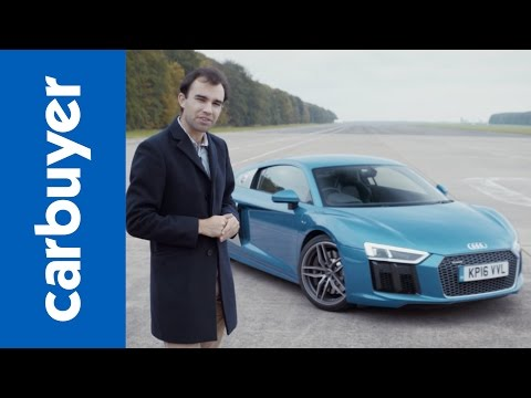Audi R8 coupe 2017 review - Carbuyer