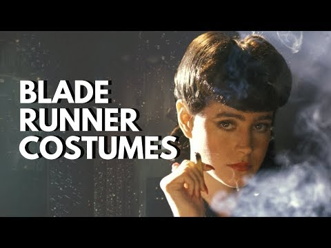 🕵️The Costumes of Blade Runner (1982) Part II - The Replicants