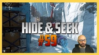 Hide and Seek #59 Fracture from the new Reckoning DLC - Advanced Warfare