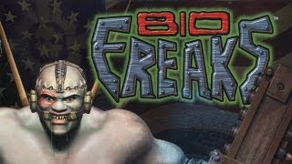 CGRundertow BIO FREAKS for Nintendo 64 Video Game Review