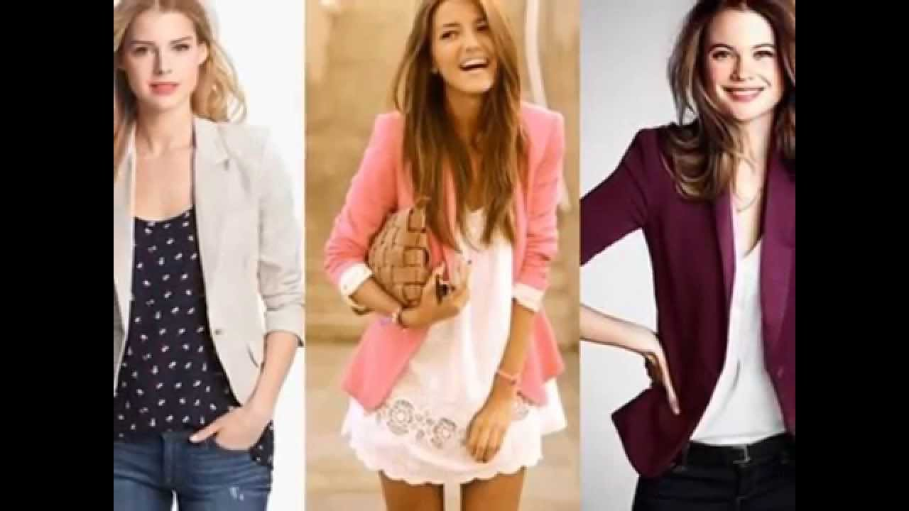 Los mejores outfits con blazers de distintos colores for Colores para combinar con rosa