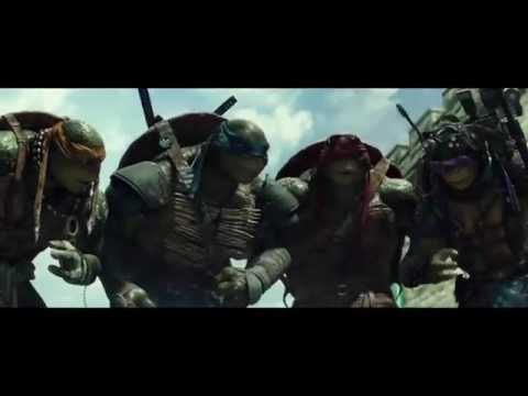 Саундтрек из фильма черепашки ниндзя 2014 в конце фильма